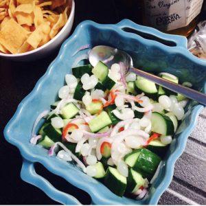 glutenvrij salade