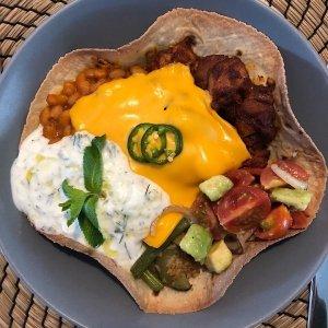 glutenvrije burrito wrap consenza durum