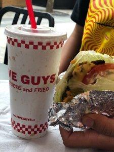 glutenvrije burger parijs