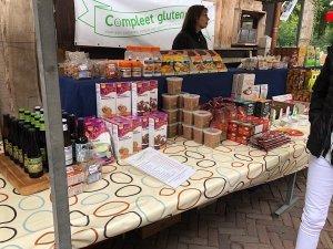 Glutenvrije markt Hoeve Ravenstein